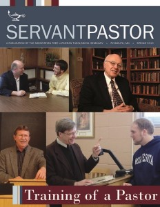 The Servant Pastor